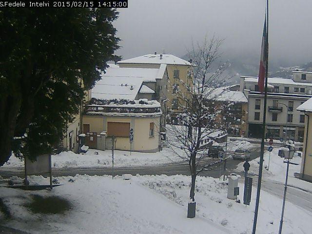 Webcam 1 - Centro paese - L.go IV Novembre San Fedele Intelvi