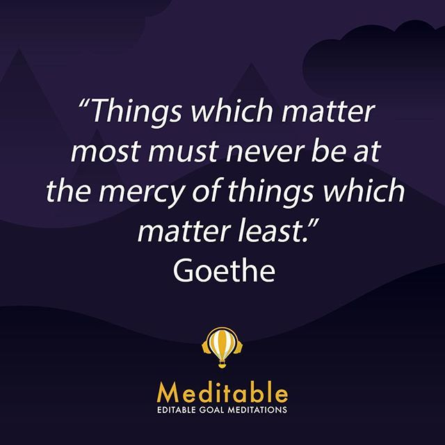 What is your #onething?    Meditable the first editable goal meditation application is soon available on App Store, follow for launch date #meditation #meditate #goals #goalmeditation #productivity #relax #relaxation #visualize #meditable #affirmationsdaily #affirmations #affirmation