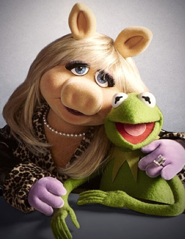 Kermit & Miss Piggy