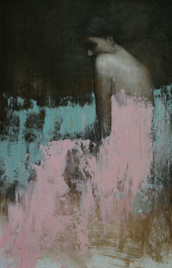 """Mark Demsteader """"Amy Seated"""""""