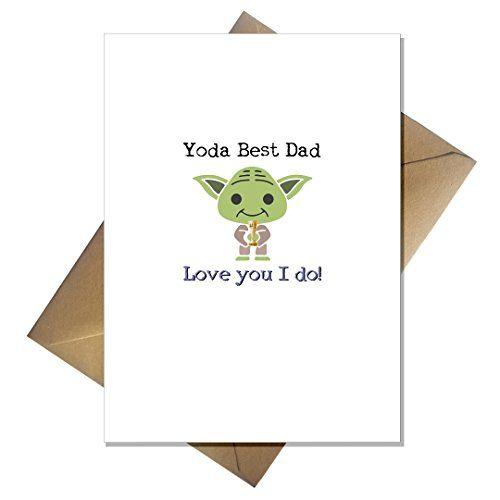Funny Star Wars Fathers Day Card - Yoda Best Dad, Love Yo... https://www.amazon.co.uk/dp/B06XWX819W/ref=cm_sw_r_pi_dp_x_6G9izbF8G51HP