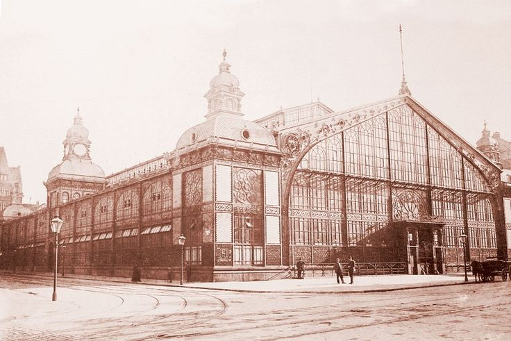 HANNOVER, Germany -Old Market Hall