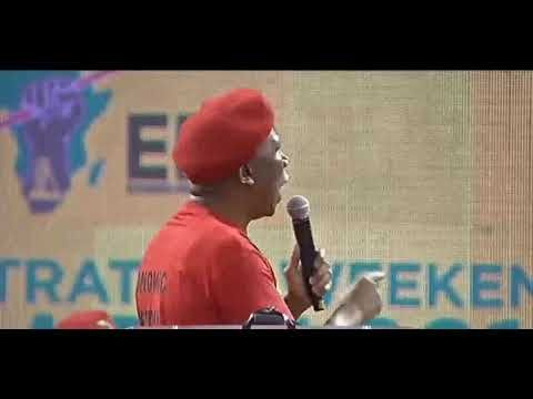 """In 2011 South Africa youth leader Julius Malema told his supporters that the white farmer's land must be shared by all black Africans. He was arrested for playing """"Kill the Boer (white man)"""" song at his rallies. Julius Malema later founded the Economic Freedom Fighters, a South African political party. Malema recently called for new law to confiscate land from white farmers. It's relevant and important to share CiC Julius Malema speech on expropriation of land without compensation…"""