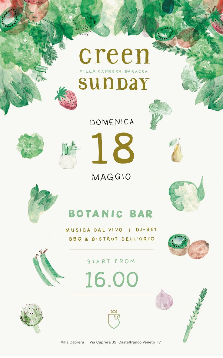 graphic design - Federica Marziale Illustrations - Eleonora Cargnel /Santi event/