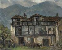 Casa Rural by Jose Manuel Gonzalez Ubierna