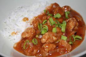 Veganeren: Soy chunks Manchurian (indisk)