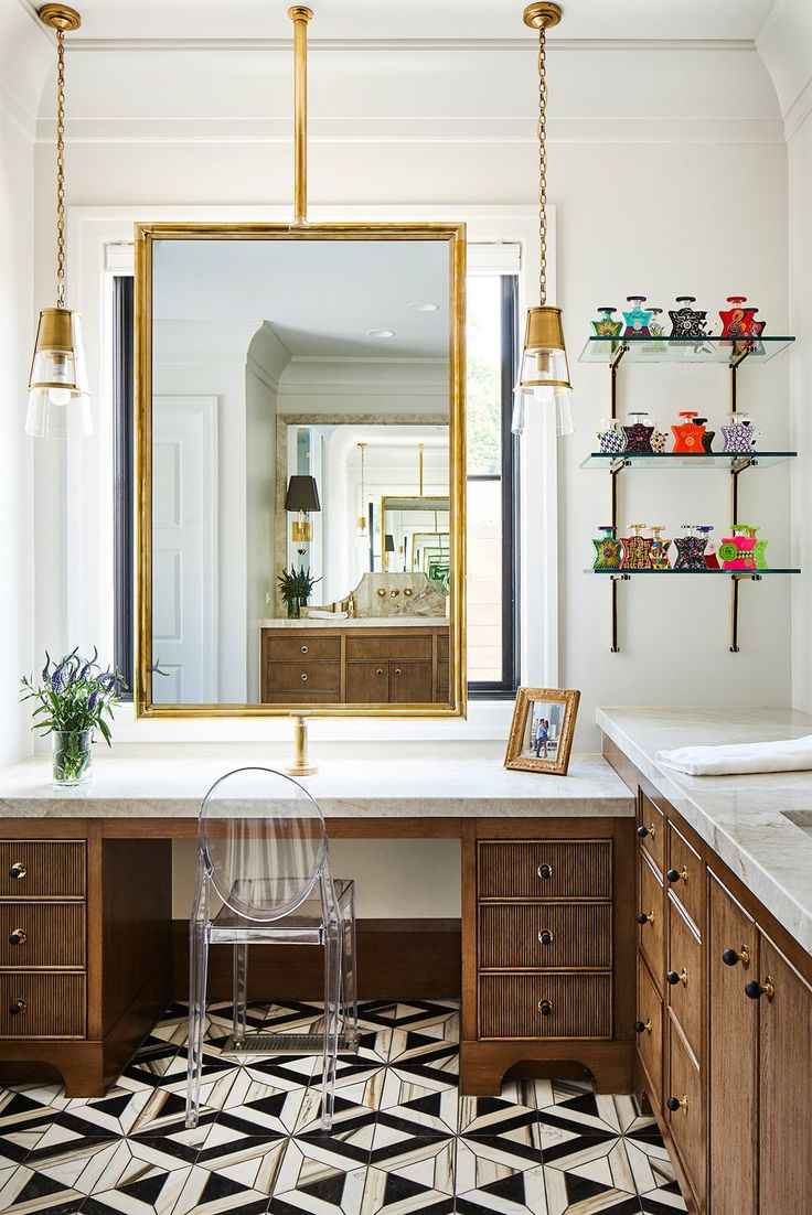 These 2020 Bathroom Trends Are Everything We Could Dream