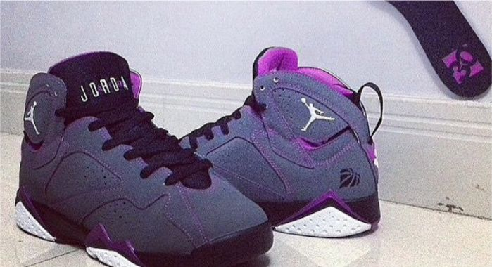 "Air Jordan 7 GS ""For the Love of the Game""."