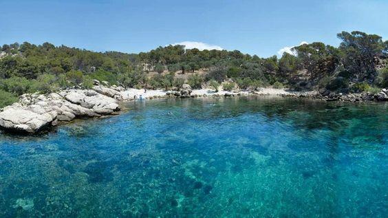 Blick auf die Cala Llado. (Quelle: Mallorcas Schöne Seiten)