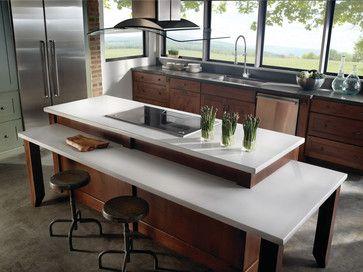 Eco by Cosentino contemporary kitchen countertops