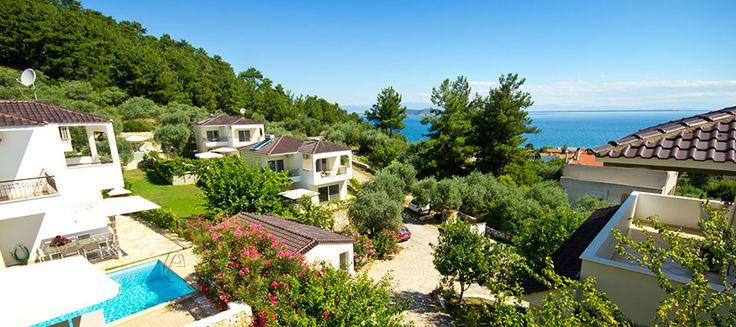 Thassian Villas, Thassos