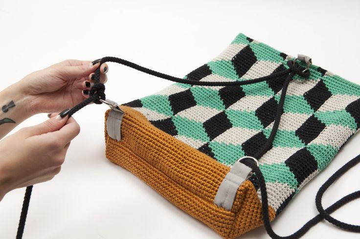 Kuutio backbag from Virkkuri 2, photo by Saara Salmi 2014