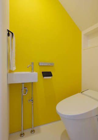 「トイレ 黄色」の画像検索結果