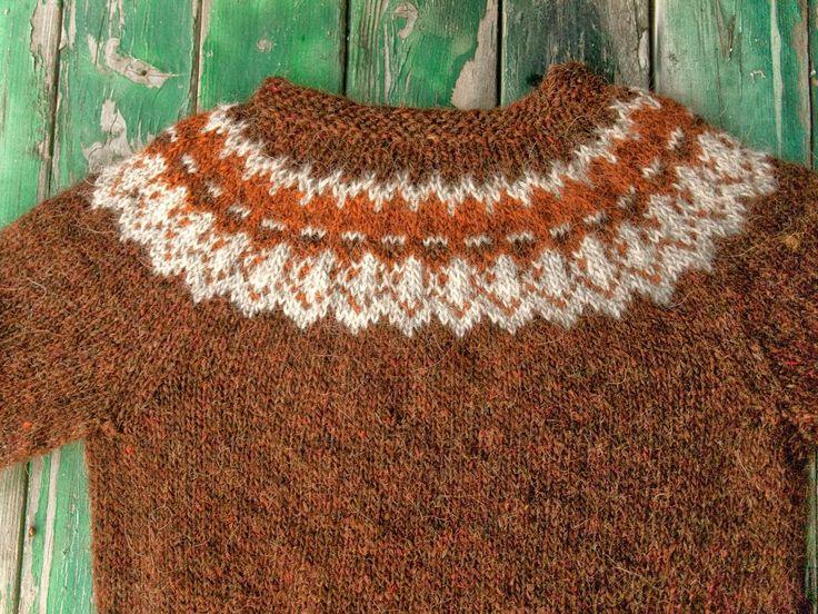 Fancy Tiger Crafts: Jaime's Icelandic Strokkur Sweater