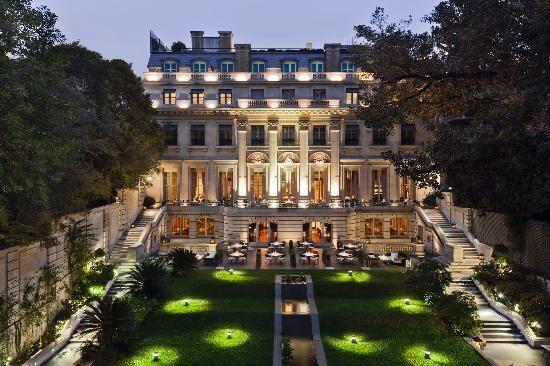 Palacio Duhau - Park Hyatt Buenos Aires / Garden (40550525)
