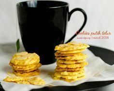 Cookies putih telur