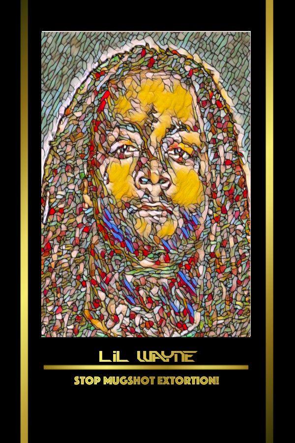 The Arizona Arrest of Lil Wayne in Maricopa County Mugshot I