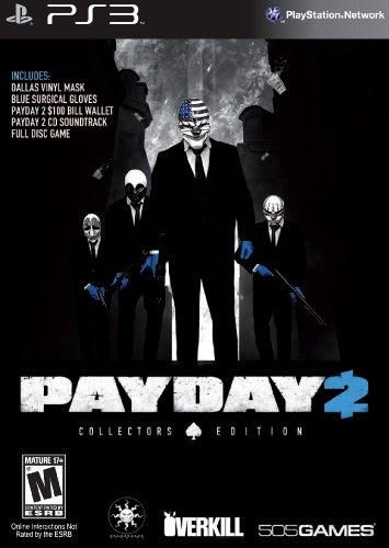 Payday 2 (Collector's Edition) - Playstation 3