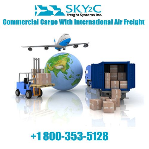 Get in touch with Sky2c for further details about our international air freight services or commercial cargo.