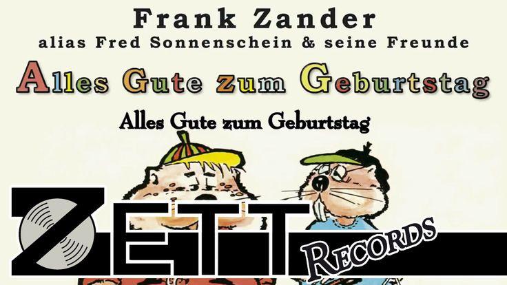 Frank Zander Alles Gute Zum Geburtstag Karaoke