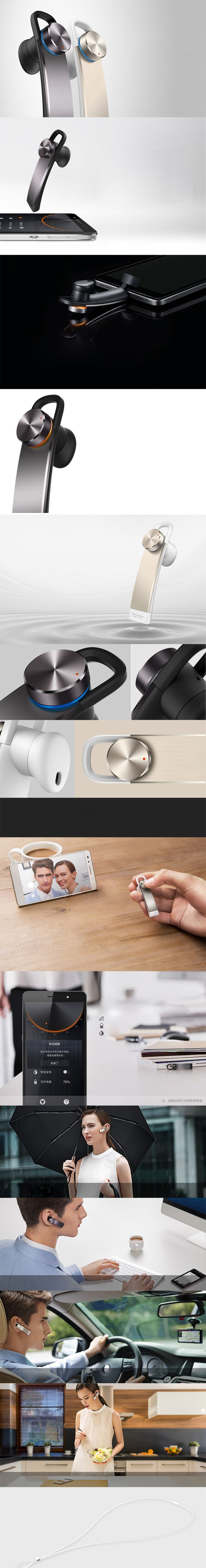 HUAWEI Honor Whistle AM07 Voice Control Fast Charging Bluetooth Earphone for…