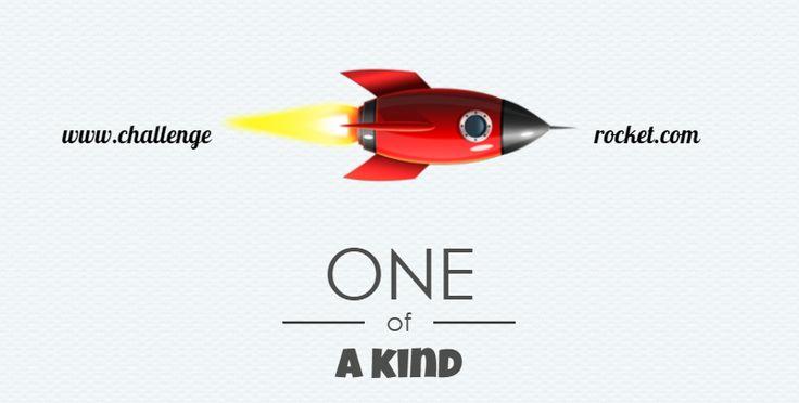 ChallengeRocket.com - one of a kind!