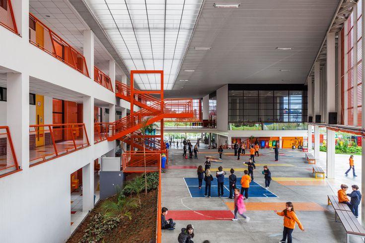 Galerie für Architektur und Bildung: 15 von brasilianischen Architekten entworfene Schulen – 4