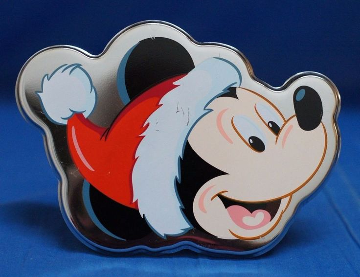 Disney Mickey Mouse Santa Trailer Receiver Hitch Cover Metal #DisneyShopping