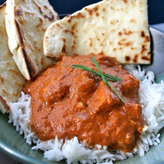 Slow Cooker Chicken Tikka Masala - THIS IS MY FAVORITE INDIAN FOOD OMG