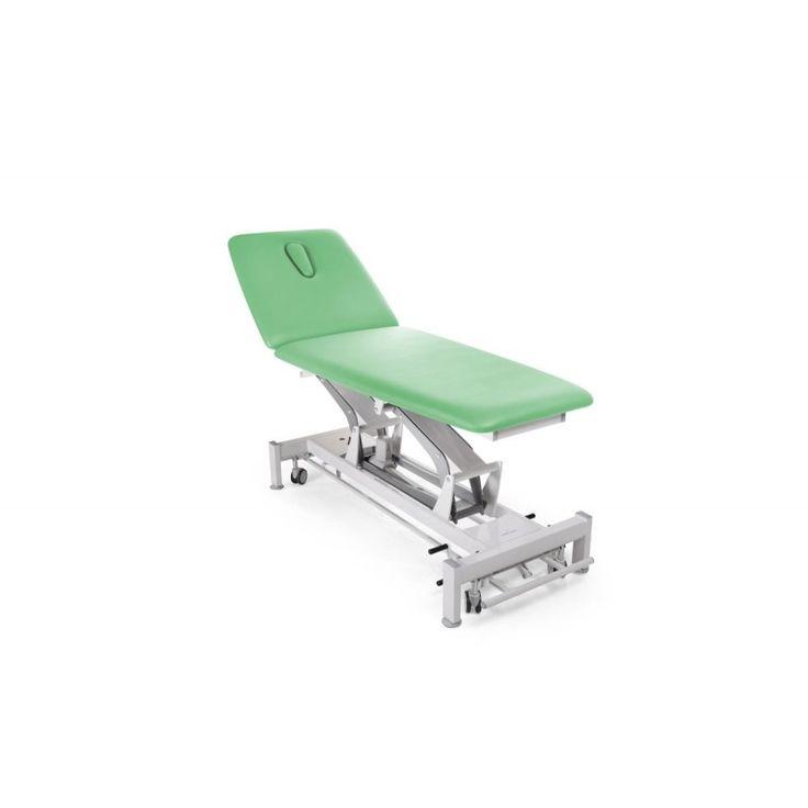 M-S2.F4 Terapeuta - Stół do masażu i rehabilitacji - dwusekcyjny