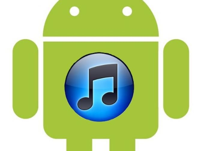 how to move itunes library to android phone
