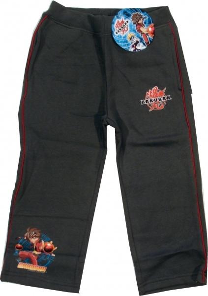 Pantalon trening Bakugan, 50% bumbac, 50% poliester.