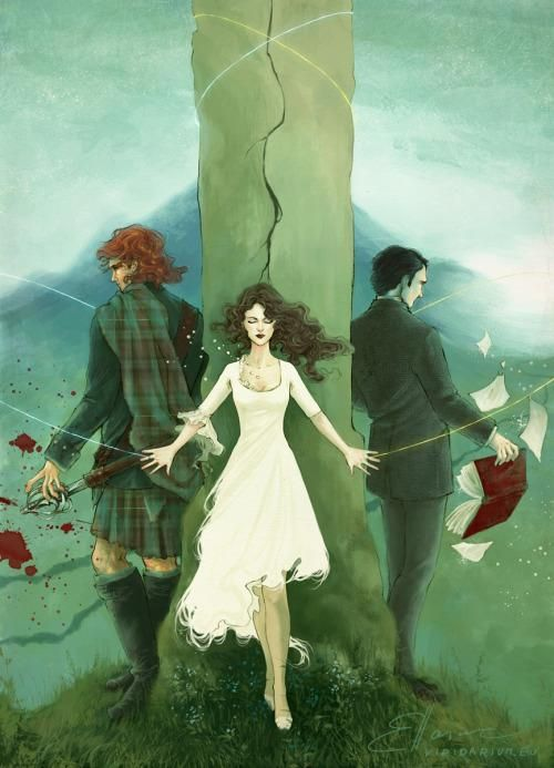 Whoa! Beautiful #Outlander art! So many talented fans! (from http://joaellaine.tumblr.com/post/114768997672/aaand-done-at-least-i-believe-so-many-thanks-to…)