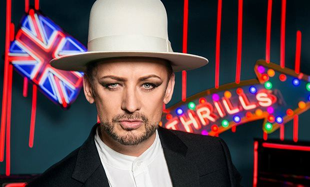 Could The Voice be Boy George's redemption?