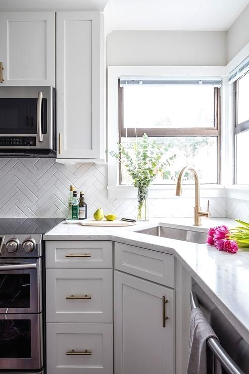 We Ve Formerly Revealed You Kitchen Area Sink Styles That Have Dual Containers In Them Today We Will C Kitchen Sink Design Corner Sink Kitchen Kitchen Corner