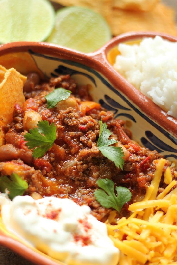 Nessa's Family Kitchen: Chilli Con Carne