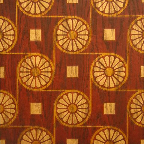 inlay patterns for faux marquetry