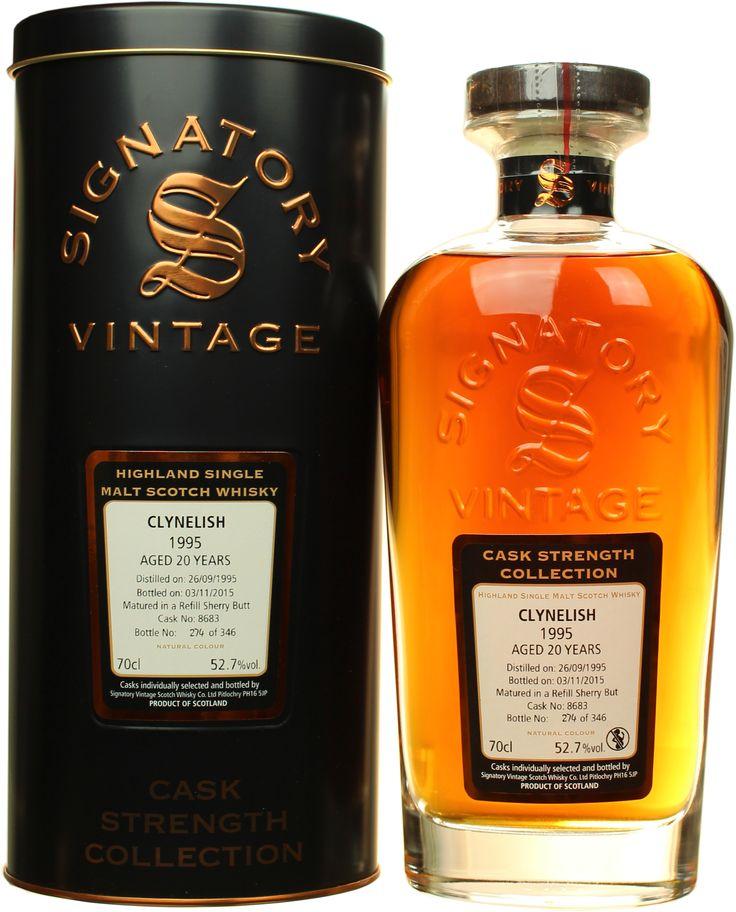 Epic Clynelish J Signatory Whisky online kaufen im Whisky Shop bei