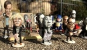 Peanut Shells Whimsically Turned Into Iconic Characters - DesignTAXI.com