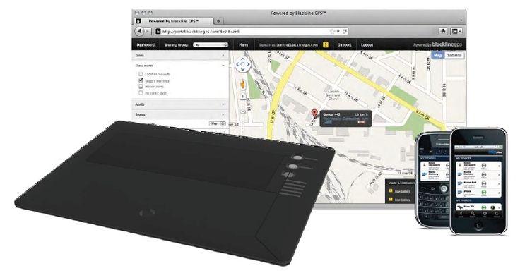 Flat Track GPS Tracker