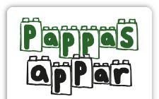 Föräldrar som recenserar appar, främst till barn i förskoleåldern. PappasAppar.se