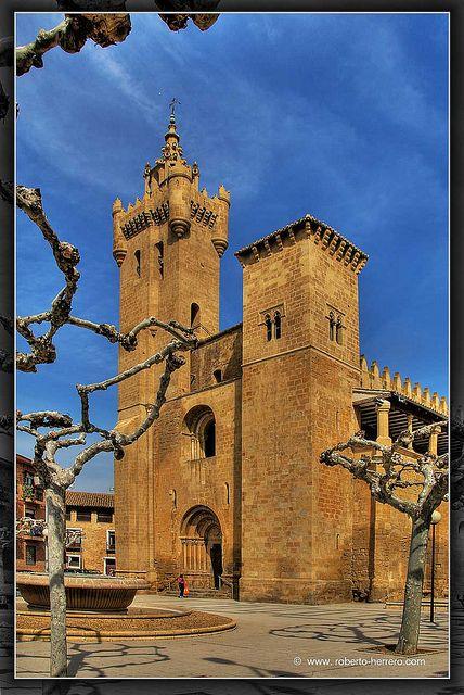 Ejea de los Caballeros, Zaragoza. Aragón, Spain.