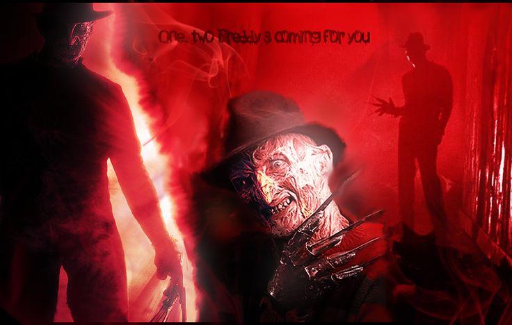 Freddy Krueger Wallpaper by *SlaveWolfy on deviantART