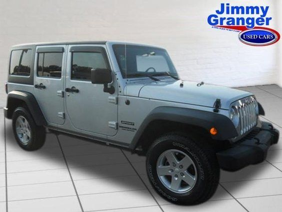 Used 2011 Jeep Wrangler Unlimited Sport  Live chat with our internet specialists; tell them Maranda sent ya from Pinterest! | #Jimmy #Granger #Ford | #Stonewall | #Shreveport | #BossierCity | #Louisiana #LA #LSU #Cajun | Images shown are for informational purposes only, and may not necessarily represent the actual vehicle, configurable options selected or available on such vehicle. The manufacturer reserves the right to change product specifications, options, or prices at any time