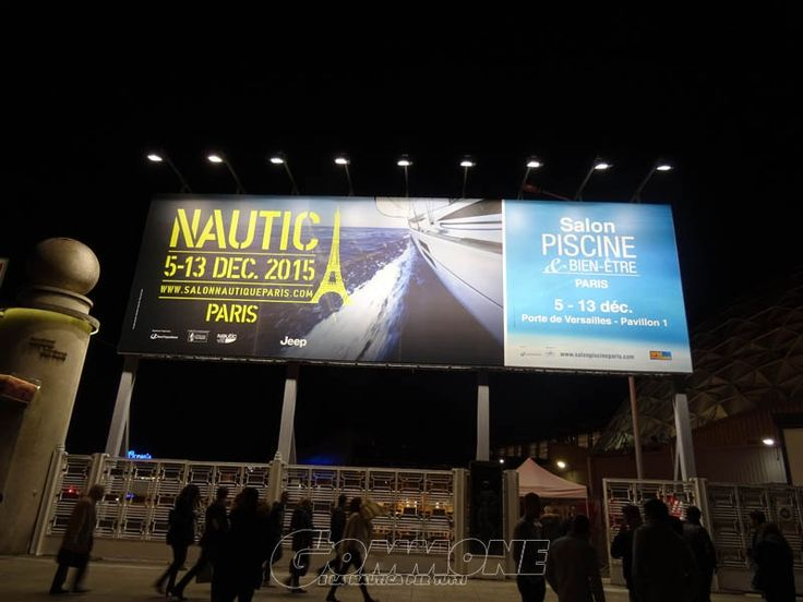 Nautic Paris 2015 -  Guarda la photogallery completa su www.ilgommone.net
