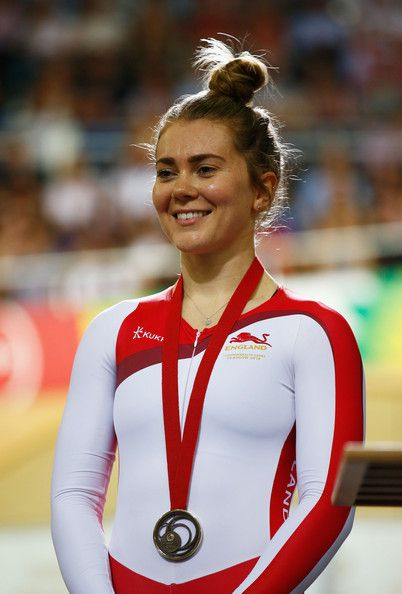 Jess VARNISH [Bronze], [Women's 500m time trial] [Bronze], [Women's sprint] England