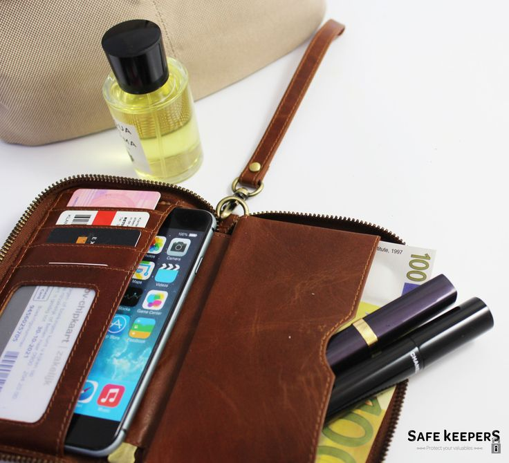 Carry everything you need ,easily. Genuine Leather