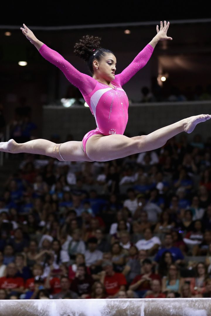 Ready for the Rio 2016 Summer Olympic Games? We're gearing up for the gymnastics events with this refresher course on the 5 fabulous young ladies on the team: Simone Biles, Gabby Douglas, Aly Raisman, Laurie Hernandez, and Madison Kocian.