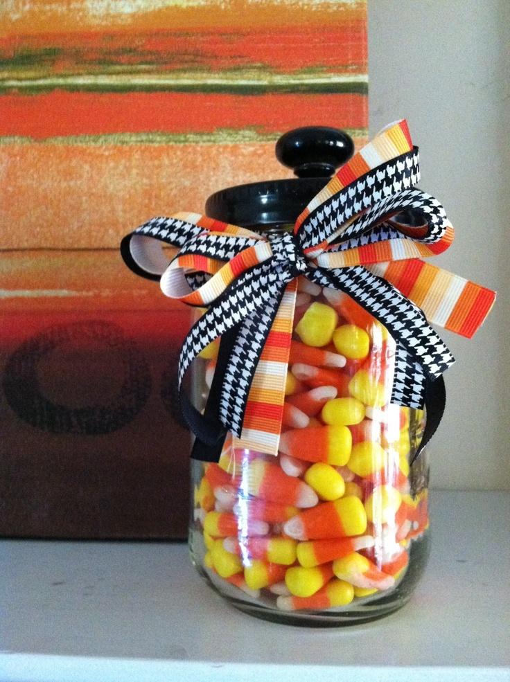 Upcycle Jar Makeover....PICKLE JAR with knob!