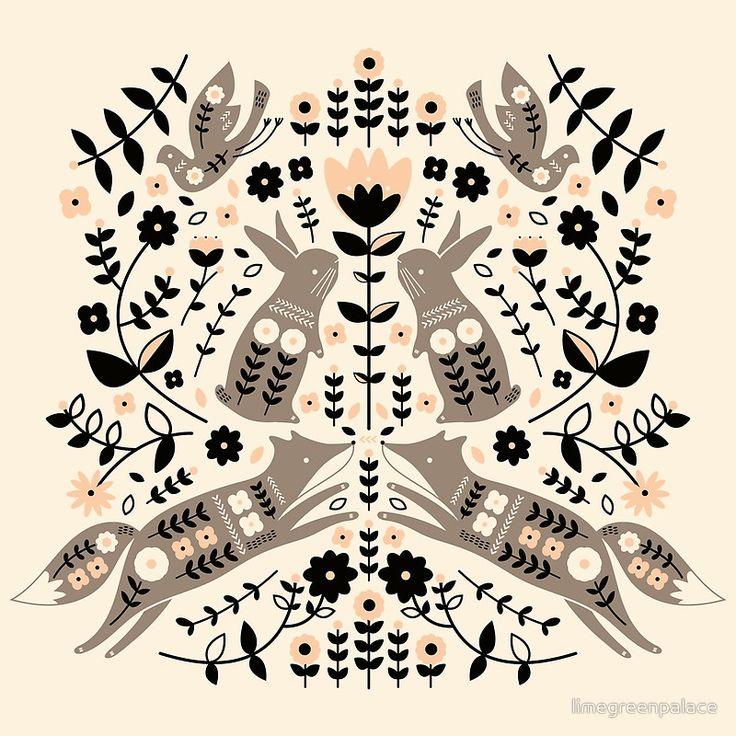 Woodland Folklore